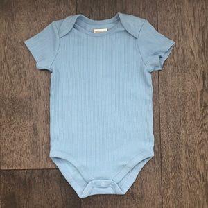 Gymboree 100% Cotton blue baby's onesies